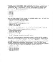 ACCT 552 Week 3 Homework Assignment