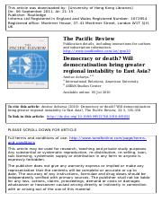 Amitav Acharya - Democracy or Death.pdf