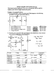 HW10_Final_Review_Solutions_F09