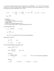 Mathcad - Quiz 7 solutions