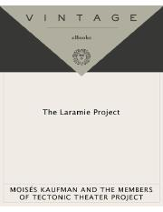 The Laramie Project - Moises Kaufman.pdf