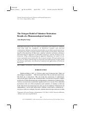4809 - The octagon model of volunteer motivation - results of a phenomenological analysis.pdf