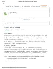 Breadth First Search Tutorials & Notes _ Algorithms _ HackerEarth.pdf