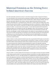 AAP essay (Autosaved)