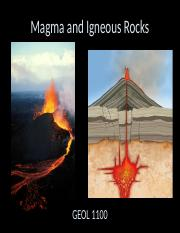 4 Magma and Igneous Rocks.pptx