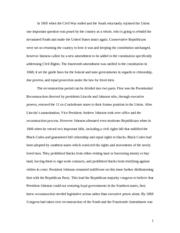 plessy v ferguson case essay