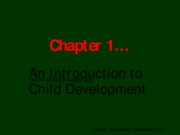 Chapter 1 slides to post