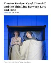 Theater Review: Caryl Churchill and the Thin Line Between Love and Hate.pdf