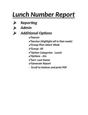 Lunch report.docx