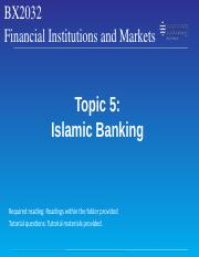 QUESTION 1 LECTURE Islamic Banking.pptx