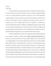 Genetic Engineering Argumentative Essay.docx