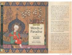 Words of Paradise - Selected Poems of Rumi.pdf