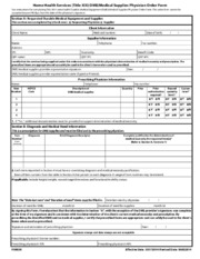 F00030_Home_Health_Title_XIX_DME_Medical_Supplies_Order_Form