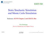 03 Static Stochastic Simulation(3)