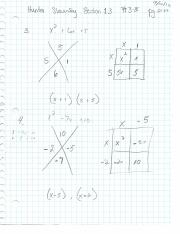 Section 1.3 Assignment Problems