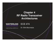 Chapter4_-RF_Radio_Receivers_Architectur
