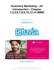 Stuvia-411266-summary-marketing-an-introduction-chapter-1236789101214-ibms.pdf