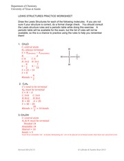 Lewis-structure-wkst-KEY