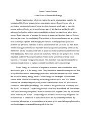 Enviromental Solutions Research Project.docx