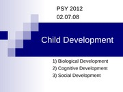 James_Lecture_8_Child_Development___student_version