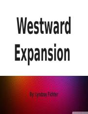 Westward Expansion.pptx