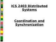 3_Coordination_and_Synchronization.ppt