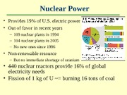 Lecture 18 - Energy Resources
