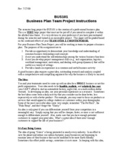 BUS101_Business_Plan_Team_Project_Instructions[1]