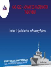 Lecture 1-Special Lecture on Sewerage System.pptx