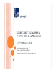 IE University_Investment Analysis & Portfolio Management_2015-16_Support Slides_Sessions_21-23.pdf