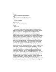 unit vi essay phil critical thinking unit vi essay unit vi  3 pages discussion board i critical thinking phil 1010