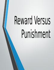 Reward Versus Punishment.pptx