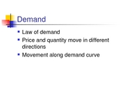 Demand intro change in QD