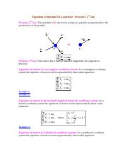2.Equation of motion for a particle.doc