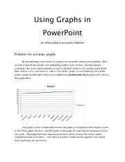 Using Graphs in PowerPoint.pdf