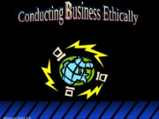 Ethics in Business Decision Making
