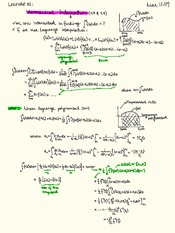 MECH 242 Lecture 15 Notes