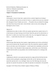 christinasentelle hs291 critical thinkingunit 5 ch General summary level 1 chapter 1- thinking summary: successfully thinking enables us to solve problems we are continually confronted with to make 791 words | 5 pages critical thinking - 978 words critical thinking this handout is available in an alternative format on request what is critical thinking.