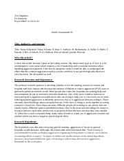 Article assesment #2 .docx
