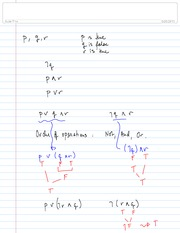 lecture 2 on Boolean Algebra and Logic