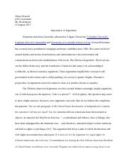 13 American Arguments Reflective Essay #1.docx