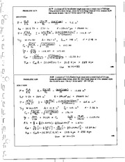 1258_Mechanics Homework Mechanics of Materials Solution