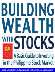 PDF Basic Guide to Investing in PHL Stock Market