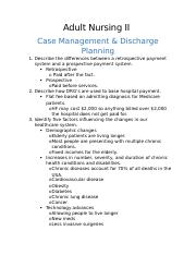 Case management and discharge planning.docx