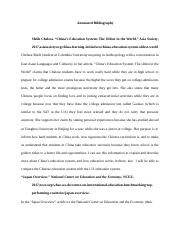 Annotated Bibliography - Humanities Research Paper Project - JULIA FIGUEROA.docx