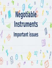 Negotiable Instruments Plus_New Version.pptx