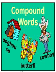 Curriculum Development - Compound Words.pptx
