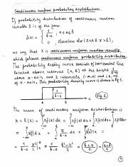 Probability distributions for continuous random variables (notes - part 2).pdf