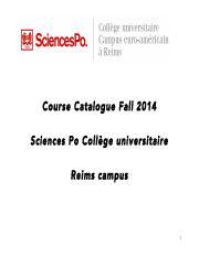 Reims Course descriptions Fall 2014.pdf