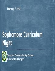 Sophomore_Curriculum_Night_Feb_FY17.pptx